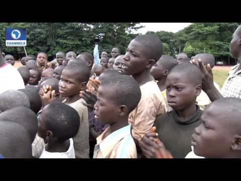 Big Story: Life In The IDP Camps Pt 1