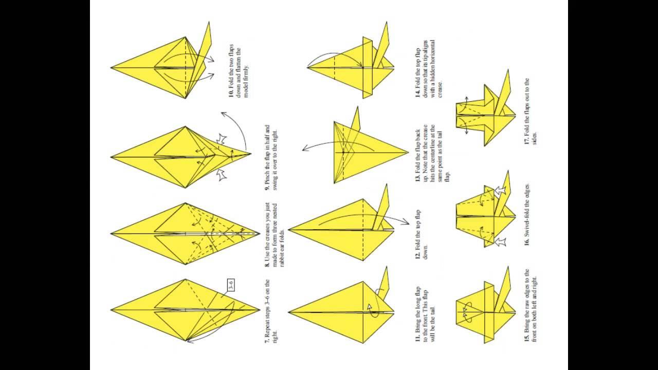 origami instrucciones de plegado pikachu youtube