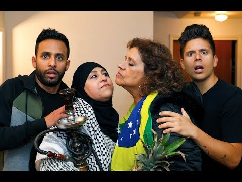 Foreign Mothers | Anwar Jibawi & Rudy Mancuso