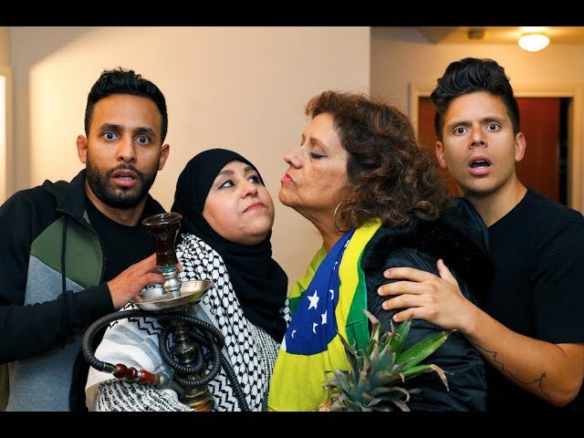 Foreign Mothers | Anwar Jibawi & Rudy Mancuso