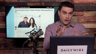 Ben Shapiro Goes Off On Leftist Thoughtpolicing Chip And Joanna Gaines