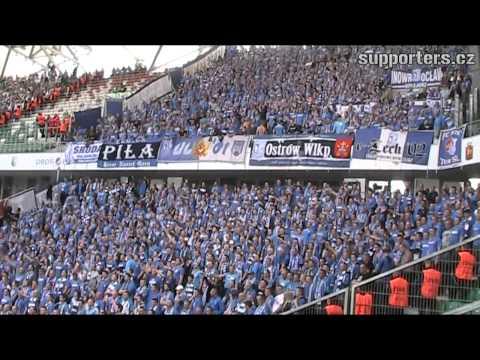 Legia Varšava - Lech Poznaň (support)