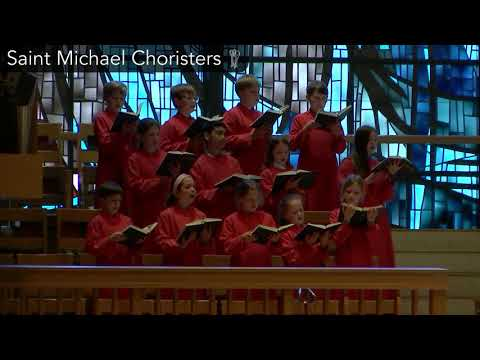 Forty Days And Forty Nights | Saint Michael Choristers
