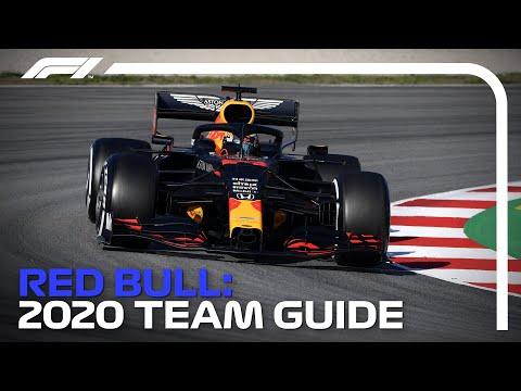 Red Bull Racing | 2020 Formula 1 Team Guide