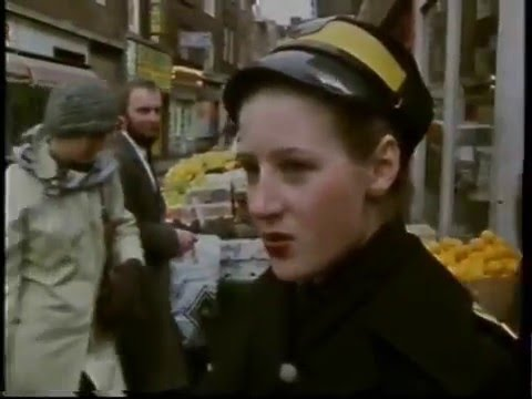 Traffic Wardens - Just Another Day BBC John Pitman 1984