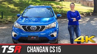 Changan CS15 | Monika Marroquin