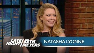 Natasha Lyonne Talks Emmys and Fred Armisen
