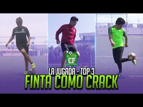 LA JUGADA - TOP 3 FINTAS DE GOL