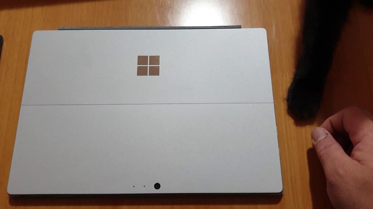 Microsoft Surface Pro 5 vs Microsoft Surface Pro 6