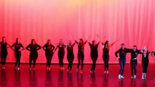 Beg/Int AQ Dance Show