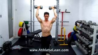 Alternative to p90x Workout - The Wolverine Workout #1
