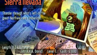 Road Rash for Windows 95 Music - Sierra Nevada