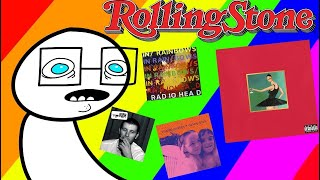 Скачать My Thoughts On Rolling Stone S 500 Greatest Albums Of All Time Part One
