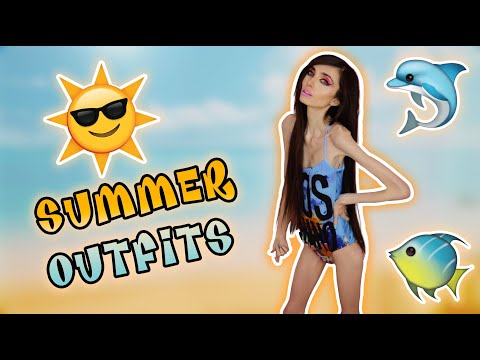 SUMMER OUTFITS 2021!