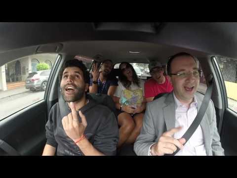 Bohemian Rhapsody - Carpool Karaoke with JSL