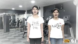 NATIONAL ANTHEM OF INDIA, TRIBUTE BY THE CLASSIC BODY FUEL FITNESS UNISEX GYM