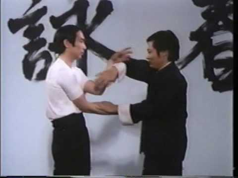 Wing Chun - The Science Of In-Fighting (Wong Shun Leung) PART 5