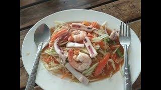 Как недорого и вкусно питаться в Тайланде. Тайская еда в тайских кафе