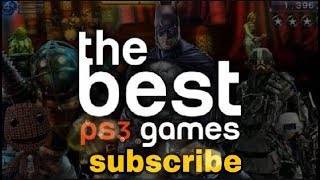 Top 10 high graphics games for ps3