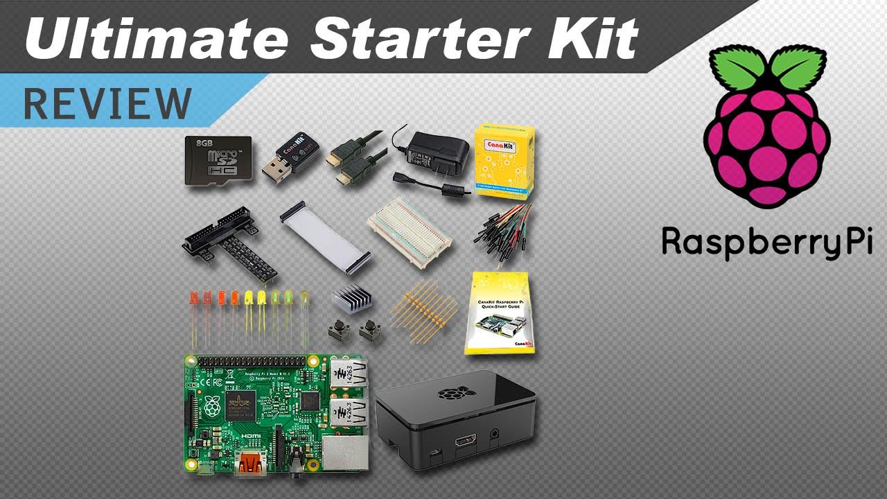 Raspberry pi 3 starter kit tutorial