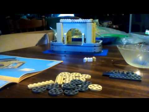 LONDON LEGO TOWER BRIDGE PART 2