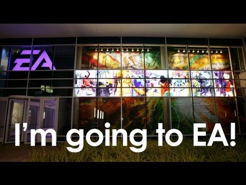 I'm Going to EA Redwood Shores! (Also 400th vid)