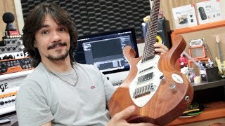 Guitarra Nova!!! Review!