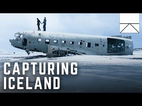 Unusual Wedding Photos Of Iceland