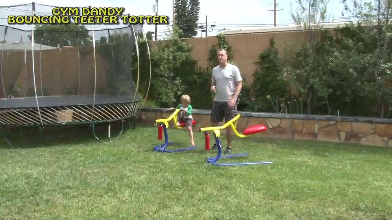 Inspirational Gym Dandy Pendulum Teeter totter
