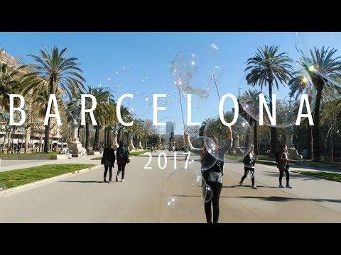 Barcelona Vlog | Edyta Kulej