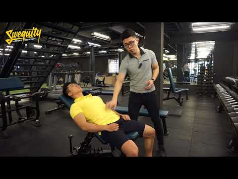 [NG09] Tập ngực - Incline Dumbbell Bench press