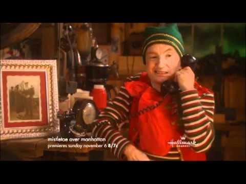 Hallmark Channel - Mistletoe Over Manhattan - Premiere Promo