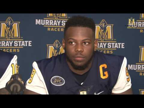 Lamont Crittendon & Jordon Gandy Post Game Press Conference Missouri State @ Murray State 2016