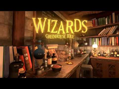 Wizards Greenhouse Idle (mobile game)
