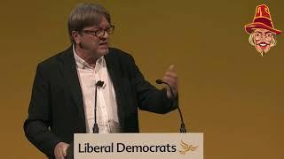 Guy Verhofstadt Tells Lib Dems EU is 'Acting Too Little', Needs To Become an Empire