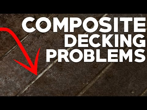 Common Composite Decking Problems - YouTube