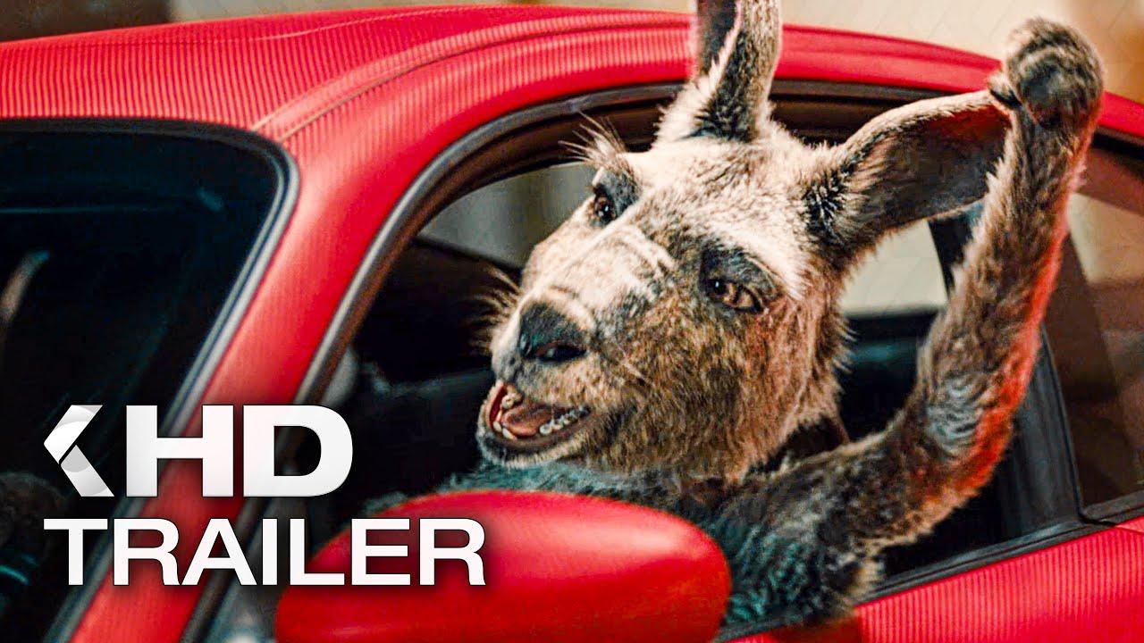 DIE KÄNGURU-CHRONIKEN Trailer German Deutsch (2020) Exklusiv