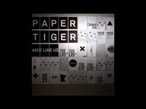 Клип Paper Tiger - The Bully Plank