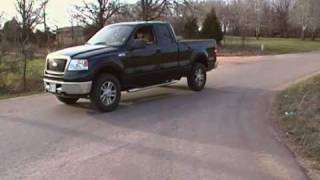 "06 f150 custom dual Borla Pro XS ""Idle, rev, hammer it"""
