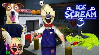 🍦 Ice Scream 3 🍦 Мороженщик 3 🍦
