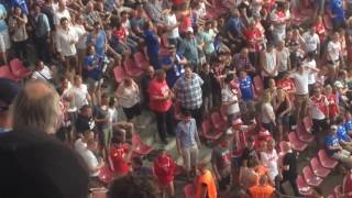 1.FC Köln gegen SV Darmstadt 98   PRÜGELEI