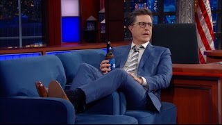 Stephen Colbert Had A Long Night (Outtakes!)