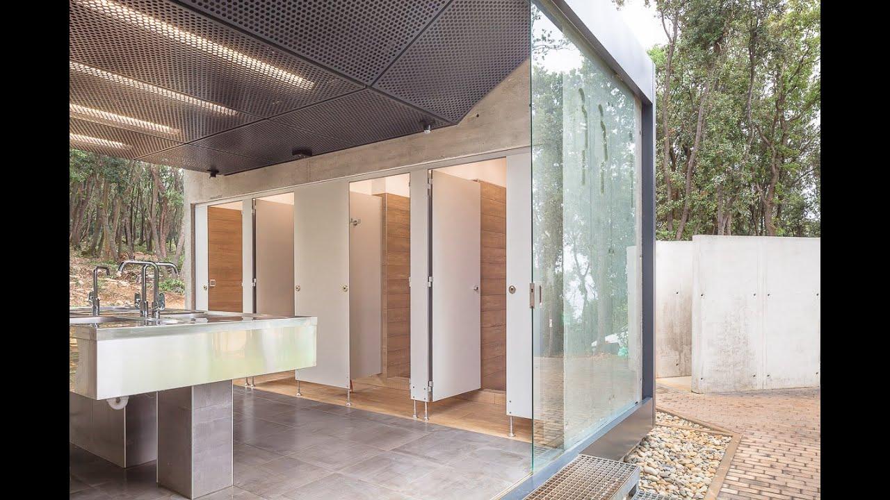 Top quality bathrooms | Camping Mon Perin - Istria, Croatia - YouTube