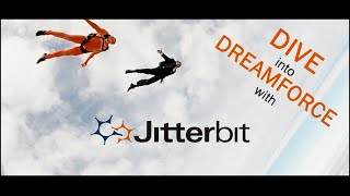 The Mission: Get Connected & Dive Into Dreamforce with Jitterbit