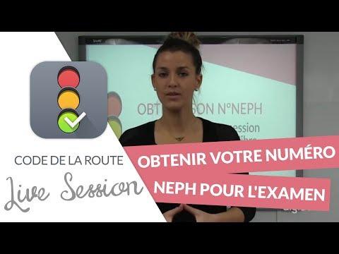 Code de la Route : Comment obtenir votre NEPH par demande papier (plus d'actualité)