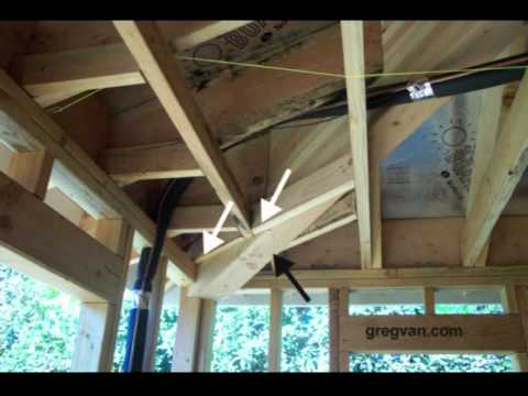 Glulam Roof Beam Framing Problems Architects And