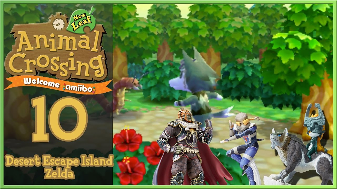 Kitchen Island Acnl animal crossing new leaf - welcome amiibo day 10: desert island