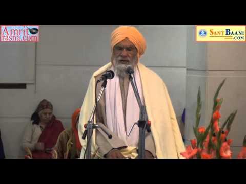 Last Katha of Sant Hardev Singh Ji (Lulo Wale) at Vikaspuri, New Delhi (17.12.2015)