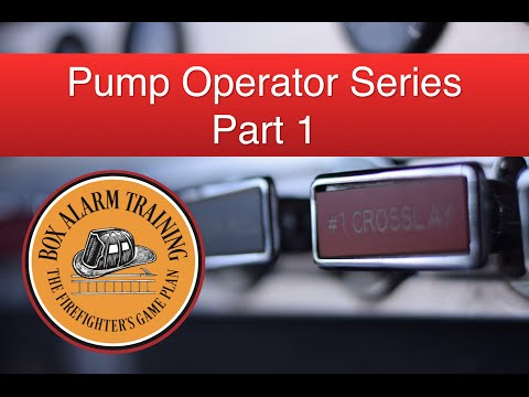 Pump Operator Training Series Part 1 Pump Discharge Pressure