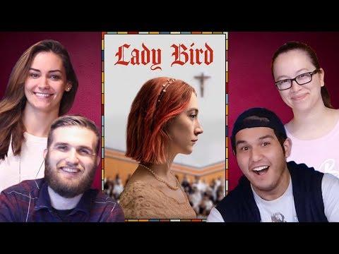 "New Catholic Generation Reviews ""Lady Bird"" (2017) - Greta Gerwig, Saoirse Ronan"